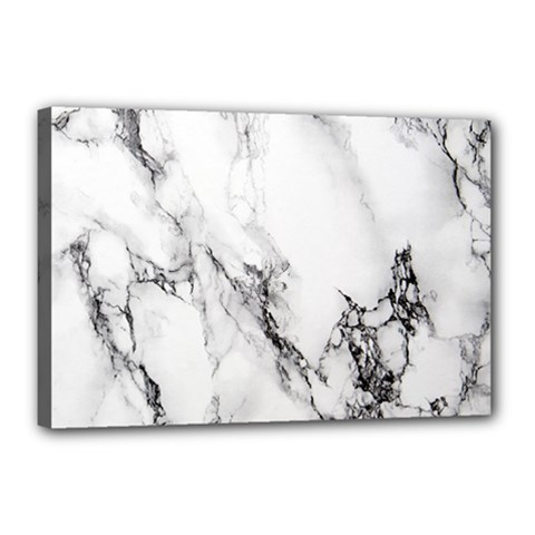 Marble Pattern Canvas 18  X 12