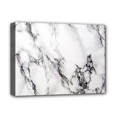 Marble Pattern Deluxe Canvas 16  X 12