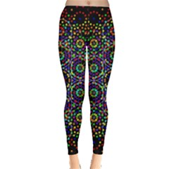 The Flower Of Life Leggings