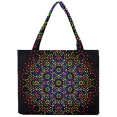 The Flower Of Life Mini Tote Bag