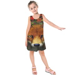 Fox Kids  Sleeveless Dress