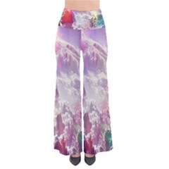 Clouds Multicolor Fantasy Art Skies Pants