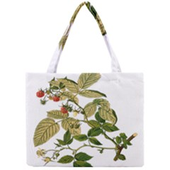 Berries Berry Food Fruit Herbal Mini Tote Bag