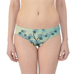 Branches Field Flora Forest Fruits Hipster Bikini Bottoms