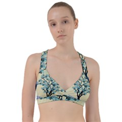 Branches Field Flora Forest Fruits Sweetheart Sports Bra
