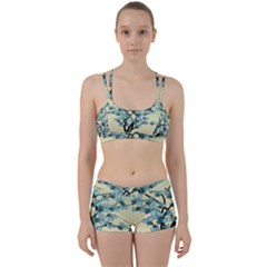 Branches Field Flora Forest Fruits Women s Sports Set
