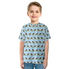 Sparrows Kids  Sport Mesh Tee