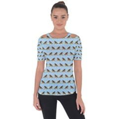 Sparrows Short Sleeve Top