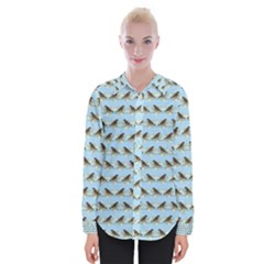 Sparrows Womens Long Sleeve Shirt