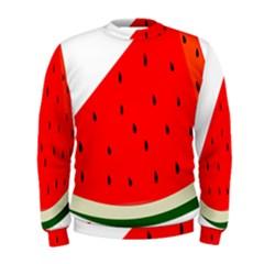 Fruit Harvest Slice Summer Men s Sweatshirt