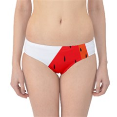 Fruit Harvest Slice Summer Hipster Bikini Bottoms