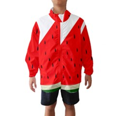 Fruit Harvest Slice Summer Wind Breaker (kids)
