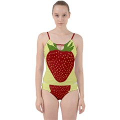 Nature Deserts Objects Isolated Cut Out Top Tankini Set