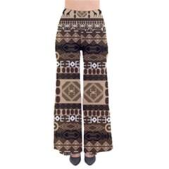 Giraffe African Vector Pattern Pants
