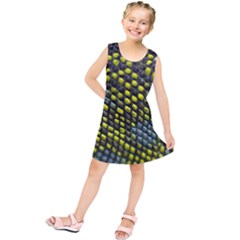 Lizard Animal Skin Kids  Tunic Dress
