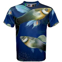 Marine Fishes Men s Cotton Tee