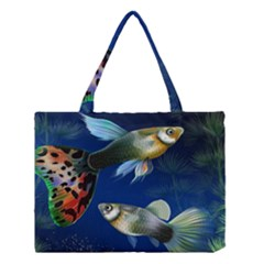 Marine Fishes Medium Tote Bag