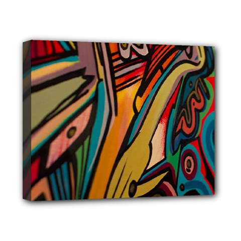 Vivid Colours Canvas 10  X 8