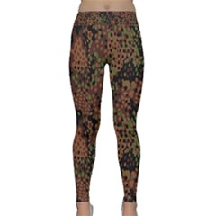 Digital Camouflage Classic Yoga Leggings