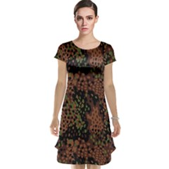 Digital Camouflage Cap Sleeve Nightdress