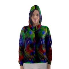Full Colors Hooded Wind Breaker (women)