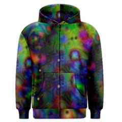 Full Colors Men s Zipper Hoodie