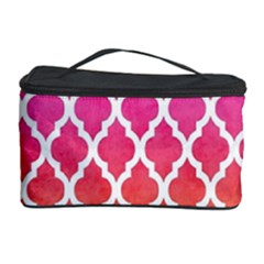 Colorful Rainbow Moroccan Pattern Cosmetic Storage Case