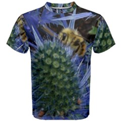 Chihuly Garden Bumble Men s Cotton Tee