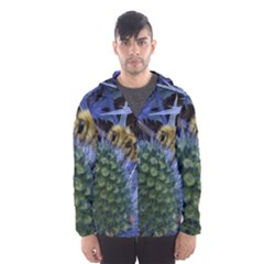 Chihuly Garden Bumble Hooded Wind Breaker (men)