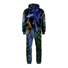 Chihuly Garden Bumble Hooded Jumpsuit (kids)