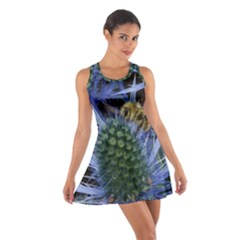 Chihuly Garden Bumble Cotton Racerback Dress