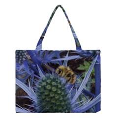 Chihuly Garden Bumble Medium Tote Bag