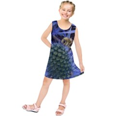 Chihuly Garden Bumble Kids  Tunic Dress