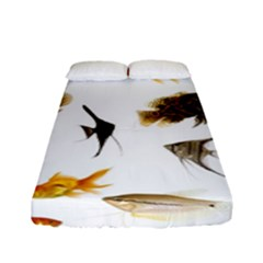 Goldfish Fitted Sheet (full/ Double Size)