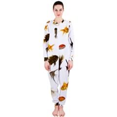 Goldfish Onepiece Jumpsuit (ladies)