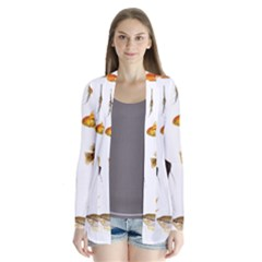 Goldfish Drape Collar Cardigan