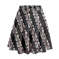 Batik Jarik Parang High Waist Skirt