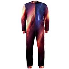 Digital Space Universe Onepiece Jumpsuit (men)