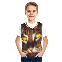 Cat Face Kids  Sportswear