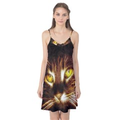 Cat Face Camis Nightgown