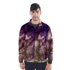 Cartoons Video Games Multicolor Wind Breaker (men)