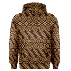 Batik The Traditional Fabric Men s Pullover Hoodie
