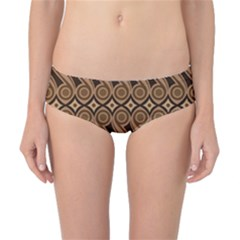 Batik The Traditional Fabric Classic Bikini Bottoms