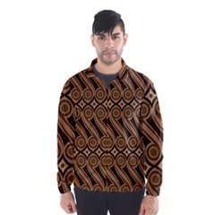Batik The Traditional Fabric Wind Breaker (men)
