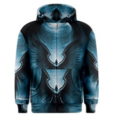 Rising Angel Fantasy Men s Zipper Hoodie