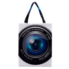 Camera Lens Prime Photography Classic Tote Bag