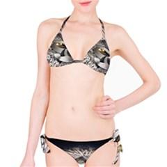 Lion Robot Bikini Set