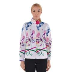 Butterfly Vector Art Winterwear