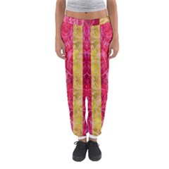 Rose And Roses And Another Rose Women s Jogger Sweatpants