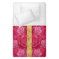 Rose And Roses And Another Rose Duvet Cover (single Size)